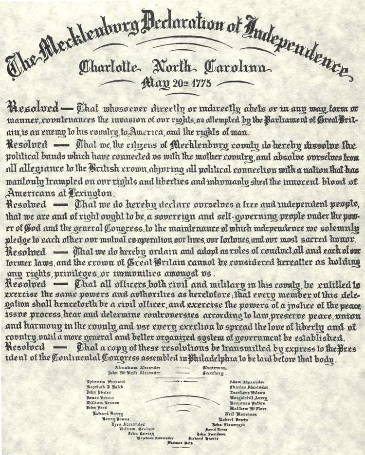 image relating to Printable Declaration of Independence Text identified as Declaration Words Â« MeckDec